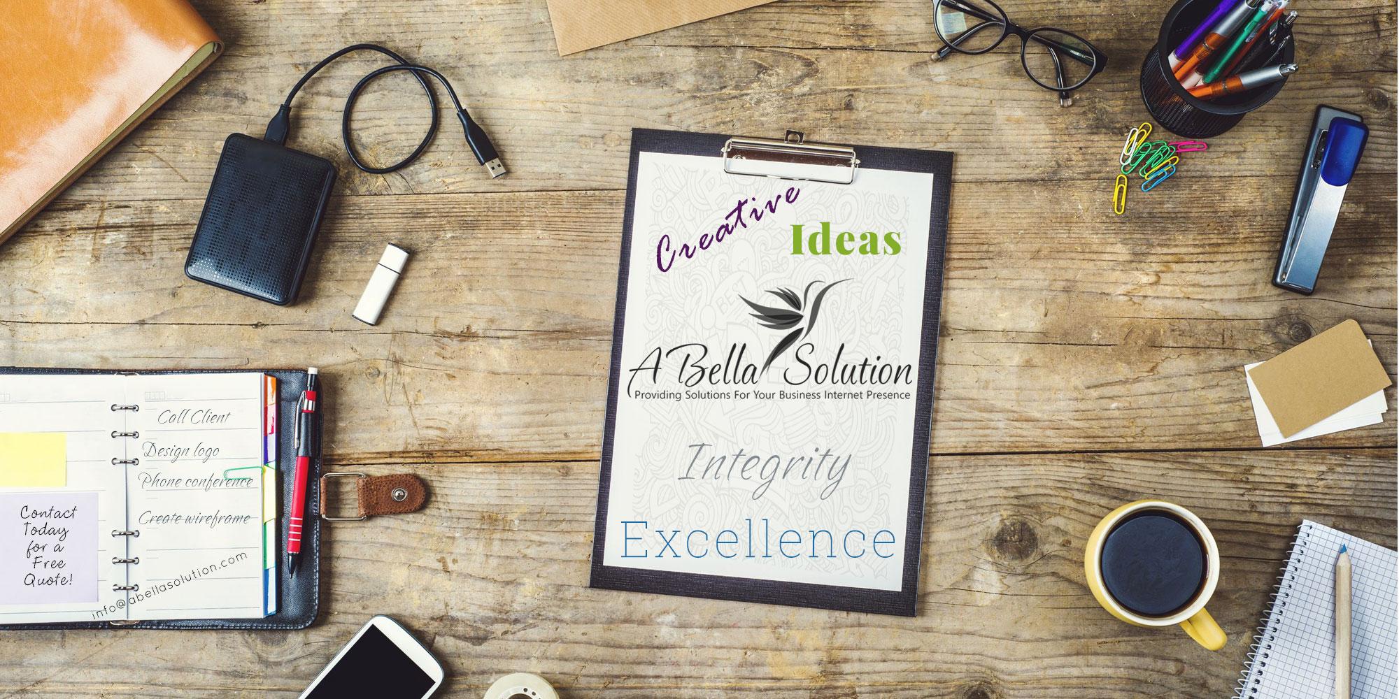 A Bella Solution Web and Graphic Design
